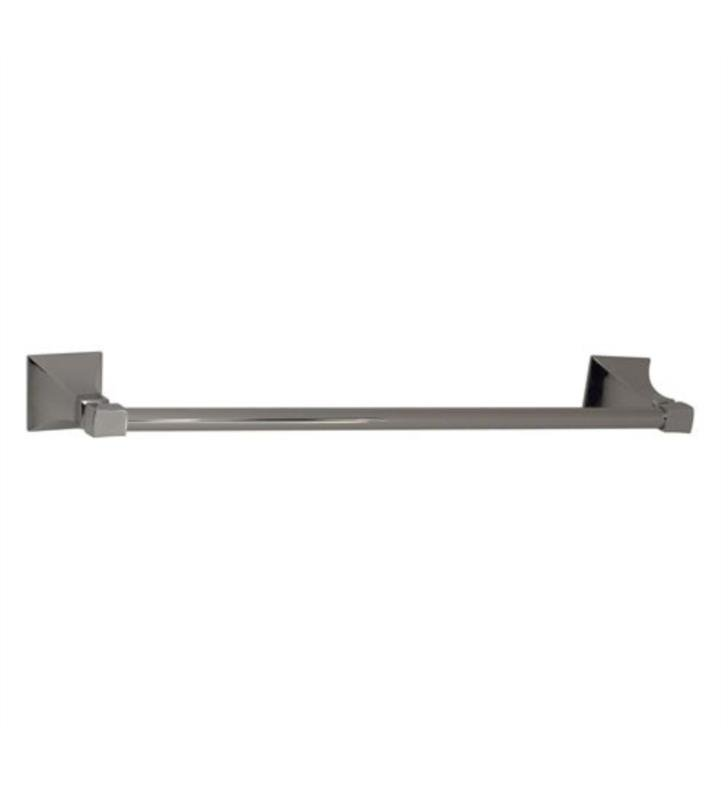 "Santec 9262ED14 Edo 18"" Towel Bar With Finish: Gunmetal Grey <strong>(USUALLY SHIPS IN 4-5 WEEKS)</strong>"