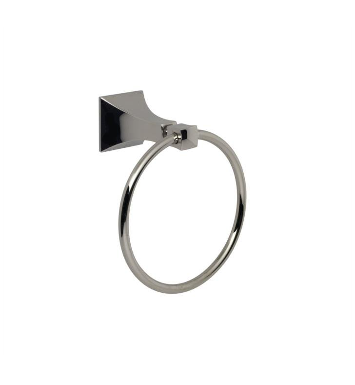 Santec 9264ED48 Edo Towel Ring With Finish: Antique Bronze <strong>(USUALLY SHIPS IN 4-5 WEEKS)</strong>