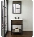 "Fairmont Designs 1401-VH24 Toledo 24"" Open Shelf Traditional Bathroom Vanity"