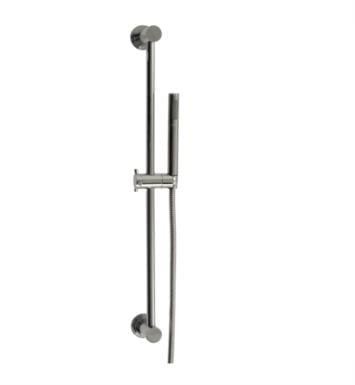 Santec 70847014 Hand Shower Set with Slidebar and Single Function Handheld With Finish: Gunmetal Grey <strong>(USUALLY SHIPS IN 4-5 WEEKS)</strong>