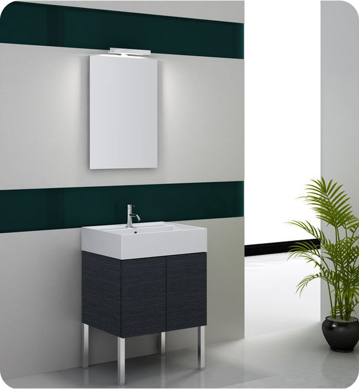 Nameeks SM05 Iotti Modern Bathroom Vanity Set from Smile Collection
