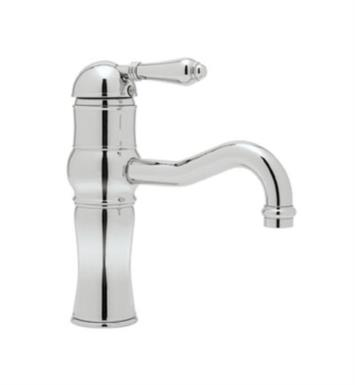 "Rohl A3671 Acqui 6 3/4"" Single Hole Bathroom Sink Faucet"