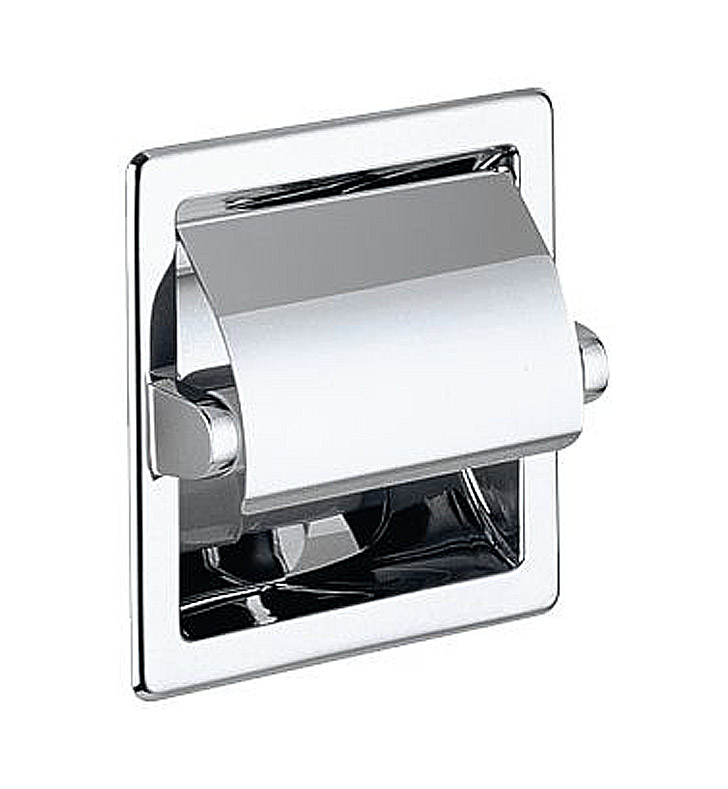 Keuco 04960010000 Toilet Paper Holder in Chrome