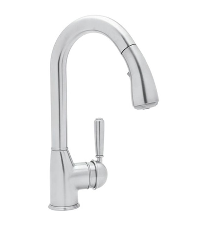 Rohl R7504S Classic Pull-Down Bar Faucet