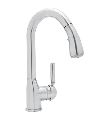 Rohl R7504S-APC Classic Pull-Down Bar Faucet With Finish: Polished Chrome