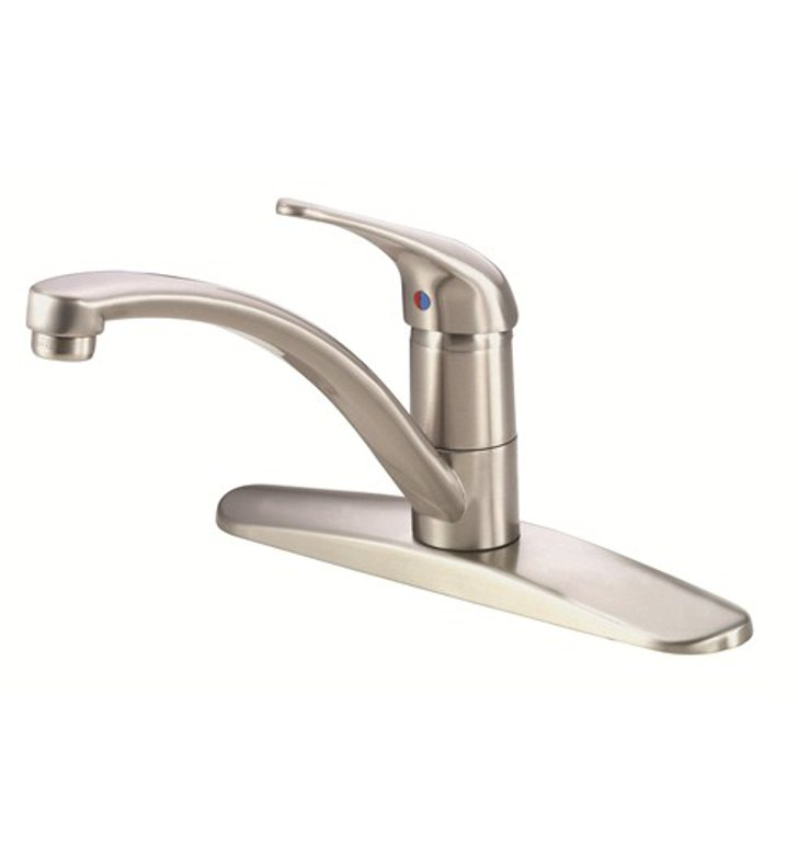 Danze D406112SS Melrose™ Single Handle Kitchen Faucet in Stainless Steel