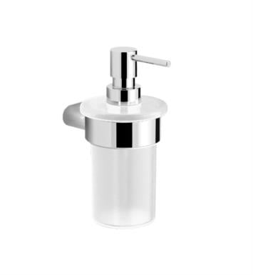 "Graff G-9404-PN Phase/Terra 3 3/8"" Wall Mount Soap/Lotion Dispenser With Finish: Polished Nickel"