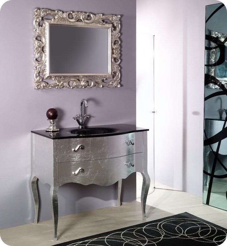 Nameeks NB1 Iotti Modern Bathroom Vanity Set from Boheme Collection