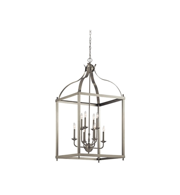 Kichler 42591OZ Larkin 8 Light Foyer Pendant With Finish: Olde Bronze