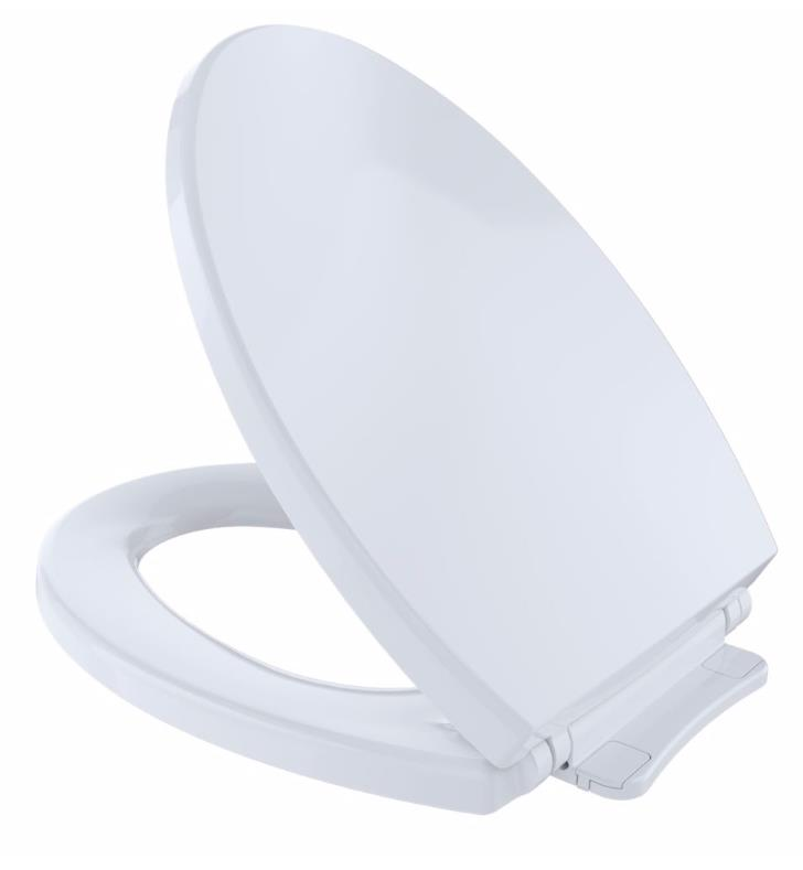 Toto Softclose 14 Quot Elongated Closed Front Toilet Seat And
