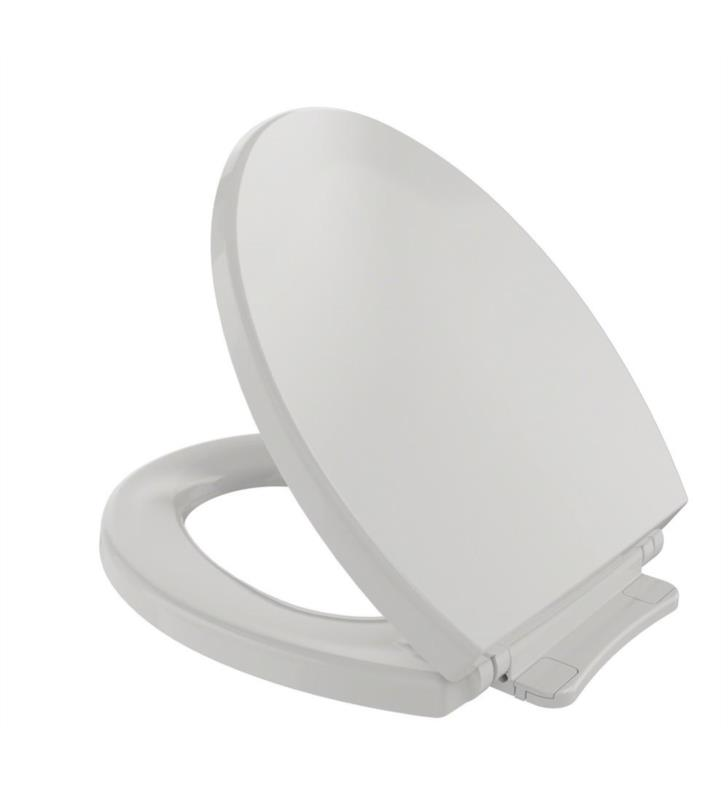 Toto Softclose 14 Quot Round Closed Front Toilet Seat And