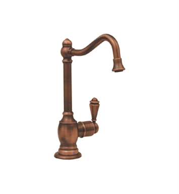 Whitehaus WHFH-C3132-C Point of use drinking water faucet with traditional spout With Finish: Polished Chrome