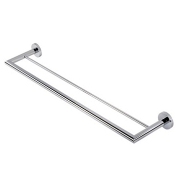 Nameeks 6556-02 Geesa Towel Bar from the Nemox Collection