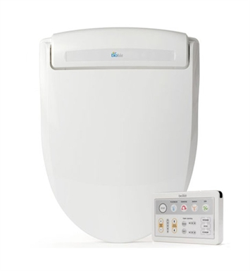 BioBidet BB-1000 Supreme Luxury Class Bidet Toilet Seat with Wireless Remote Control