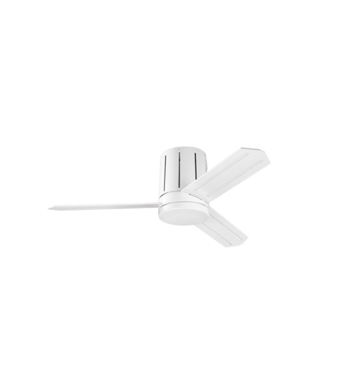 "Kichler 300130WH Innes II 42"" Indoor Ceiling Fan with 3 Blades and Cool-Touch Remote"