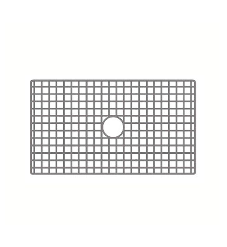 Whitehaus WHNCMAP3321G Stainless Steel Sink Grid