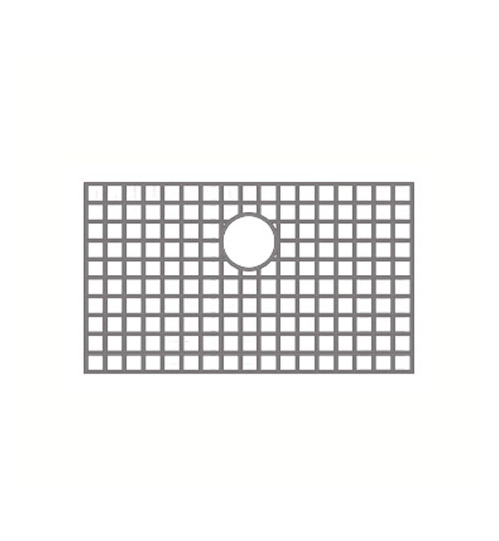 Whitehaus WHNCMAP3021G Stainless Steel Sink Grid