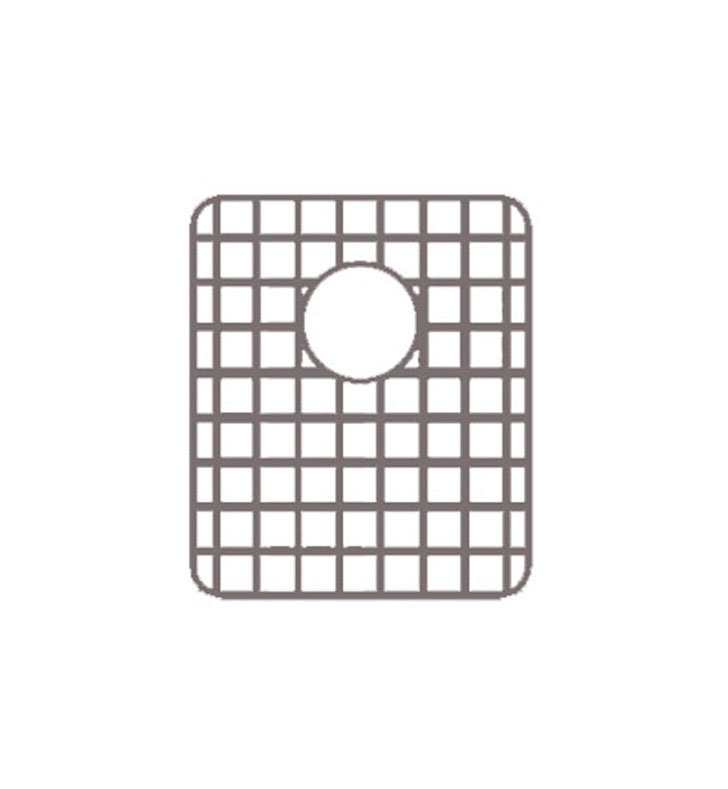 Whitehaus WHNC3220SG Stainless Steel Sink Grid