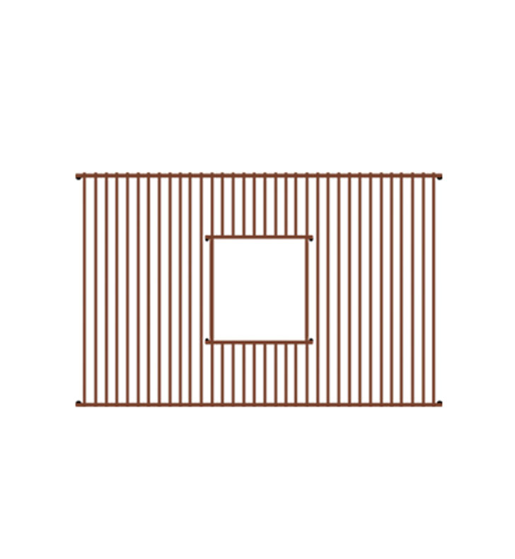 Whitehaus GRC2519 Copper Sink Grid