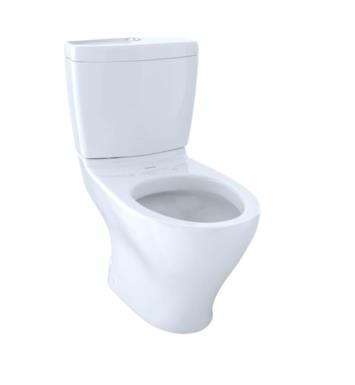 TOTO CST416M Aquia II Two-Piece Elongated Toilet with 1.6 GPF & 0.9 GPF Dual Flush