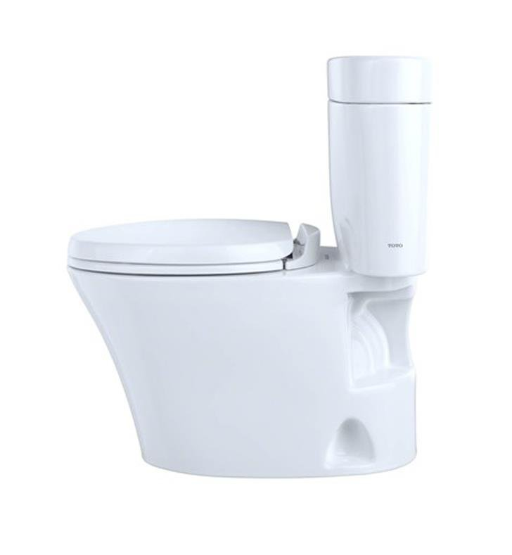 TOTO CST794SF Nexus Two-Piece Elongated Toilet with 1.6 GPF Single Flush