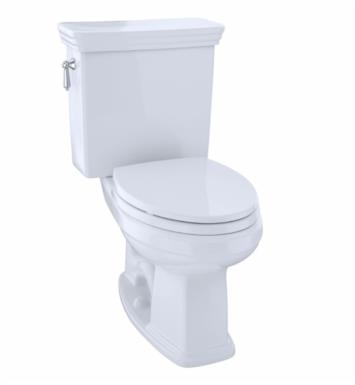 TOTO CST424EF#12 Eco Promenade Two-Piece Elongated Toilet with 1.28 GPF Single Flush With Finish: Sedona Beige