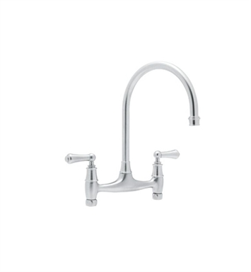 Rohl U-4791 Bridge Kitchen Faucet