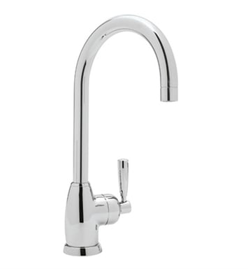 Rohl U-4842 Mimas Single Hole Bar Faucet with C-Spout