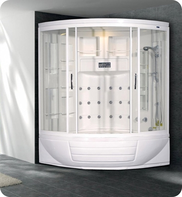 AmeriSteam ZAA216 Steam Shower Unit
