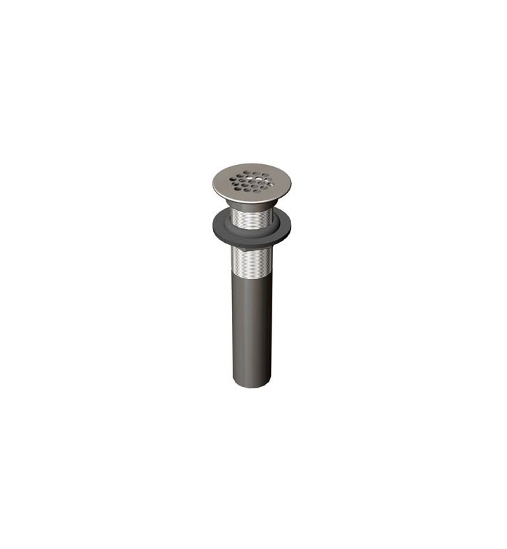 Rubinet 9DPU6SB Commercial Drain without Overflow With Finish: Satin Brass