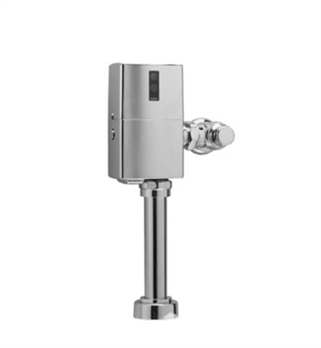 TOTO TET1LN32#CP EcoPower® High Efficiency Toilet Flushometer Valve - 1.28 GPF, Exposed With Finish: Polished Chrome