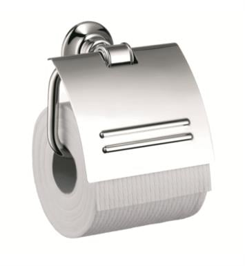 "Hansgrohe 42036000 Axor Montreux 5 1/8"" Toilet Paper Holder With Finish: Chrome"