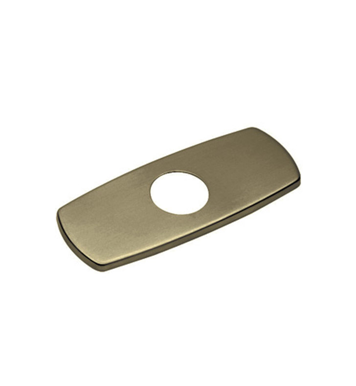 "Rohl COP6TCB 6"" Coverplate in Tuscan Brass"