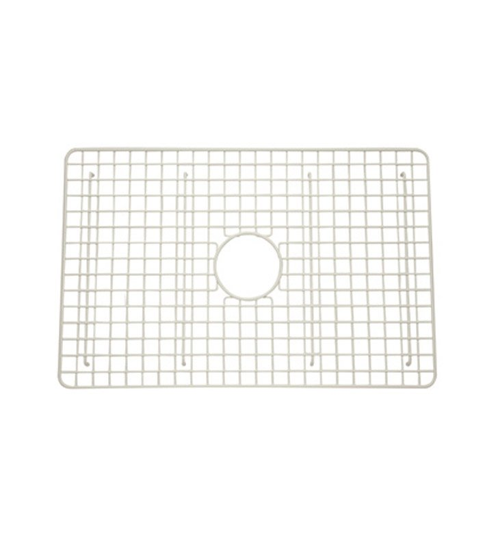 Rohl WSG3223BS Wire Sink Grid For RC3223 Kitchen Sink in Biscuit