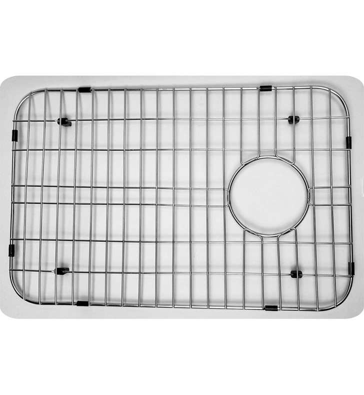 ALFI Brand GR4019L Large Solid Stainless Steel Kitchen Sink Grid
