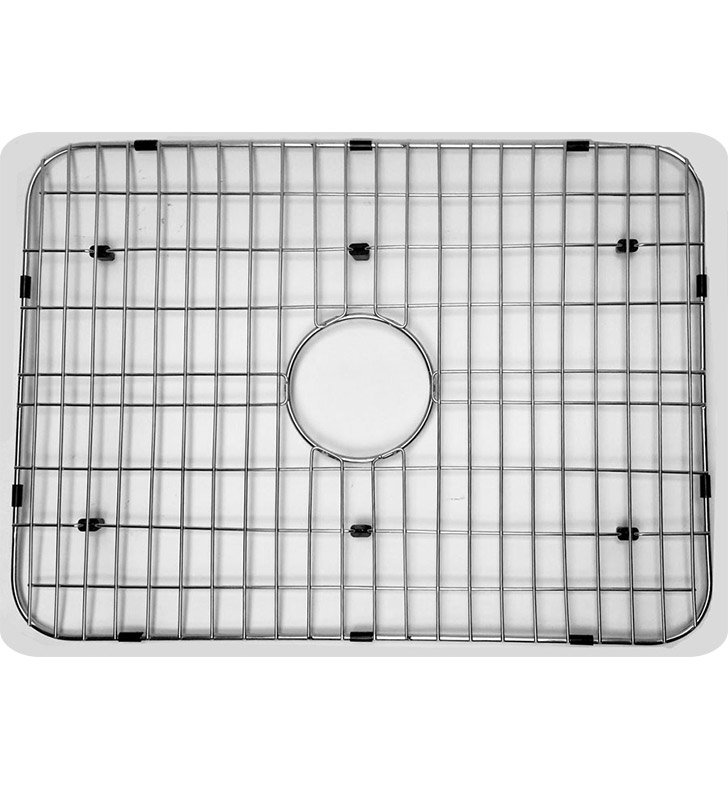 ALFI Brand GR505 Solid Stainless Steel Kitchen Sink Grid