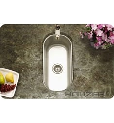 Houzer CS-1105-1 Undermount Single Basin Bar Sink