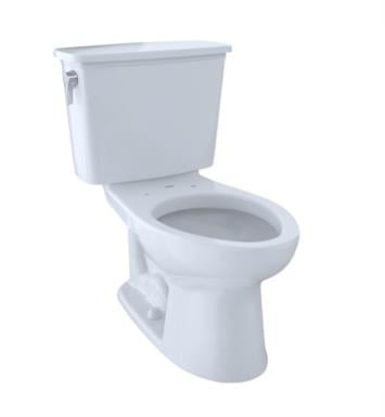 TOTO CST744EN#12 Eco Drake Two-Piece Elongated Toilet with 1.28 GPF Single Flush With Finish: Sedona Beige