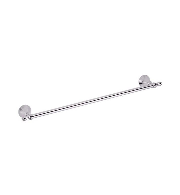 "Danze D441601BN Bannockburn 27 1/8"" Wall Mount Single Towel Bar With Finish: Brushed Nickel"