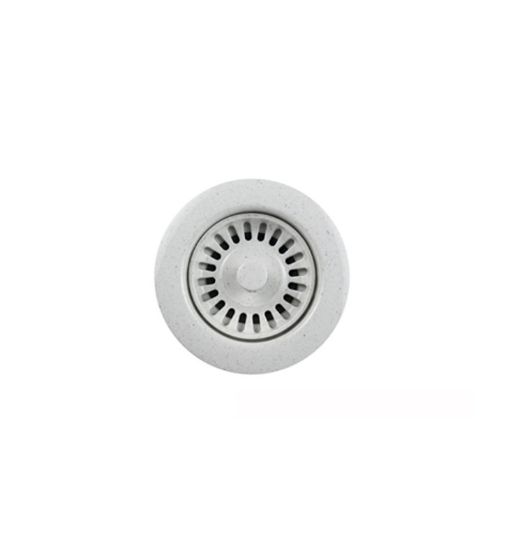 Houzer 190-9566 Preferra Disposal Flange in Granite White
