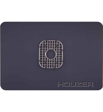 Houzer BG-1300 Square Stainless Steel Sink Rack