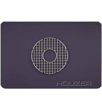 Houzer BG-1800 Round Stainless Steel Sink Rack