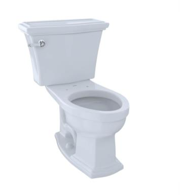 TOTO CST784SF Clayton Two-Piece Elongated Toilet with 1.6 GPF Single Flush