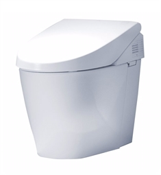 TOTO MS982CUMG Neorest 550H One-Piece Elongated Toilet with 1.0 GPF & 0.8 GPF Dual Flush