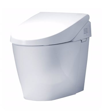 TOTO MS982CUMG#12 Neorest 550H One-Piece Elongated Toilet with 1.0 GPF & 0.8 GPF Dual Flush With Finish: Sedona Beige with CeFiONtect Ceramic Glaze