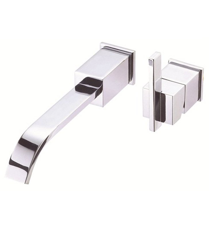 Danze D216044T Sirius™ Single Handle Wall Mount Lavatory Faucet Trim Kit in Chrome