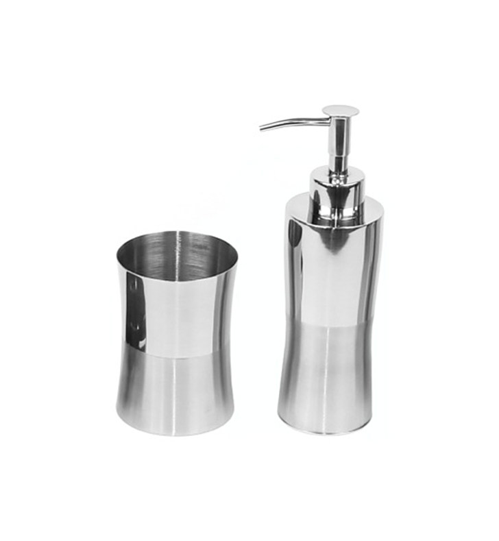 Nameeks PR500 Gedy Bathroom Accessory Set