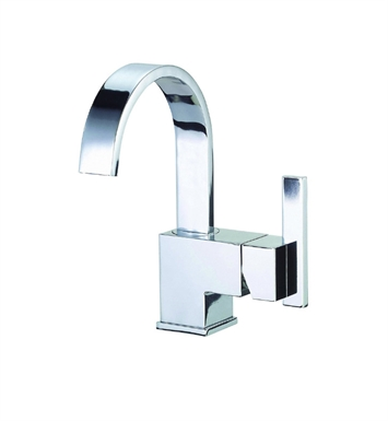Danze D221144 Sirius™ Single Handle Lavatory Faucet in Chrome