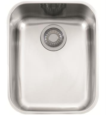 "Franke ARX11014 Artisan 14 5/8"" Single Basin Undermount Stainless Steel Kitchen Sink"