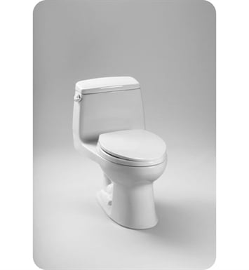 TOTO MS854114EG Eco UltraMax® One Piece Toilet, 1.28 GPF - SanaGloss